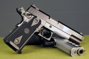 This STI Eagle 2011 in 40 Smith and Wesson was my concealed carry handgun for many years