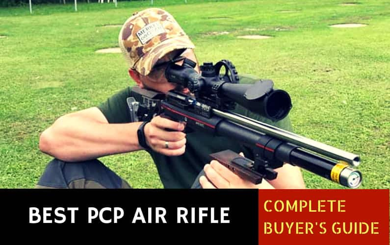 Best PCP Air Rifle - featured image (1)-min
