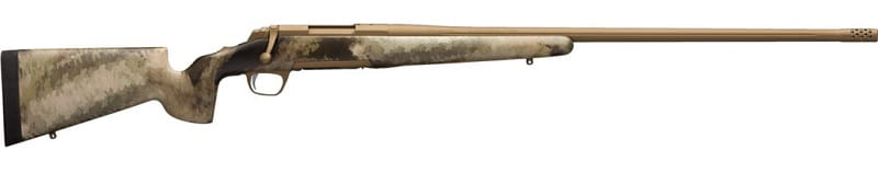 Browning X-Bolt Hells Canyon Long-Range McMillan Rifle