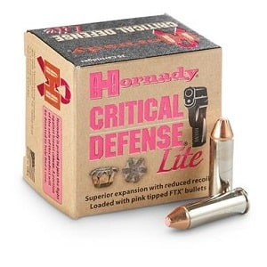​Hornady Critical Defense Lite
