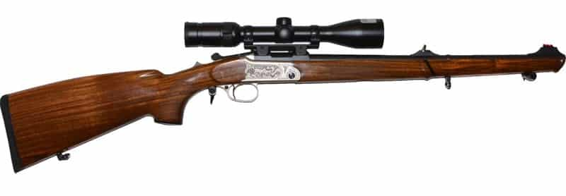 Merkel K3 Stutzen Single-Shot Rifle