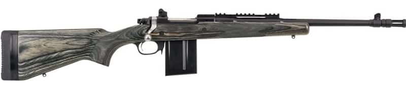 Ruger M77 Gunsite Scout Bolt-Action Rifle