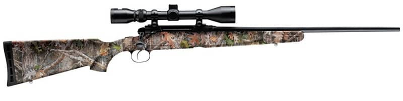 Savage Axis Bolt-Action Rifle