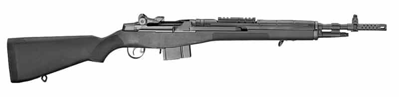 Springfield Armory M1A-A1 Scout Squad Semiautomatic Rifle