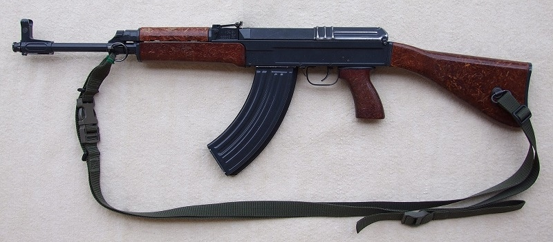 Czech Small Arms - VZ. 58 rifle