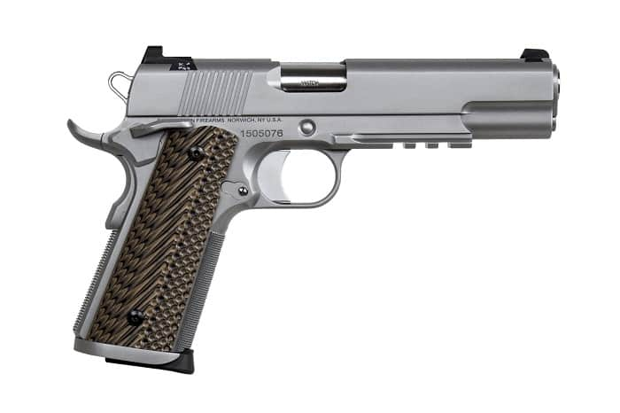Dan-Wesson-Specialist-45ACP-Stainless-1913-Rail-right