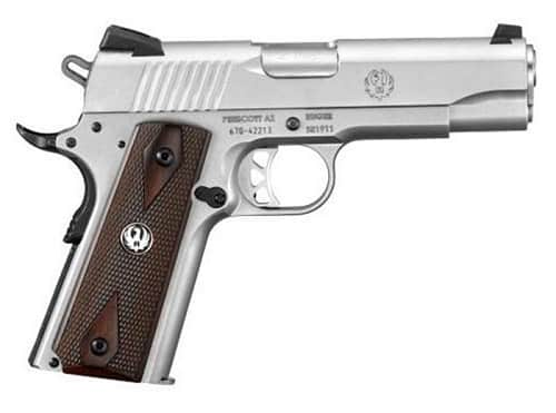 RUGER - SR1911 - Best 1911 Pistol with a Value Price Tag