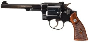 Smith and Wesson K-22