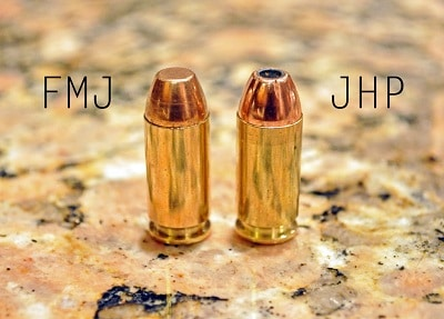 Full Metal Jacket Vs Hollow Point