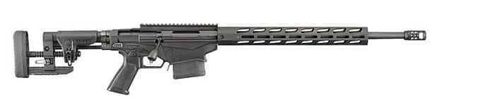 RUGER - PRECISION RIFLE