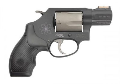 SMITH & WESSON - 360 PD AIRLITE