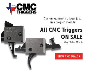 All CMC Triggers ON SALE