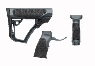 Daniel Defense AR-15 Stock Set Vertical Foregrip Collapsible