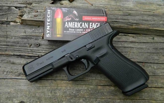 Glock 17 Gen 5 Review
