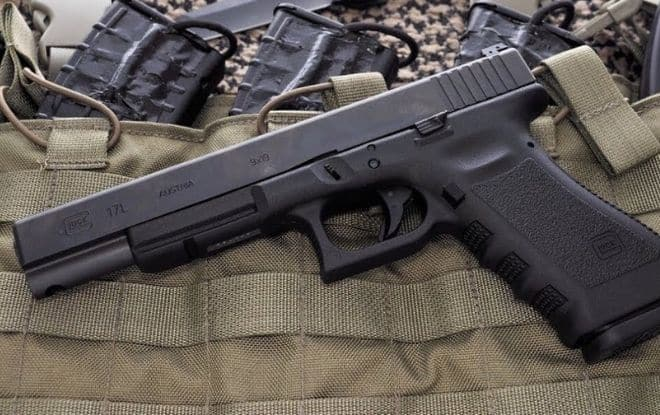 Glock 17L Review