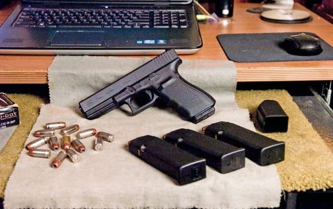 Glock 21 Gen 4 Review