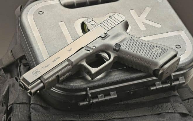 Glock 34 Gen 5 Review