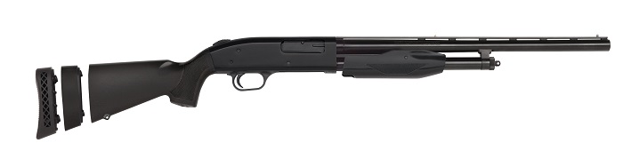 Mossberg 510 Mini Super Bantam All Purpose Pump-Action Shotguns