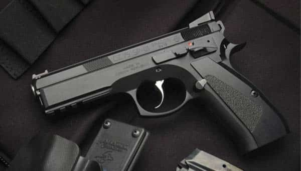 CZ 75 SP-01 Review: The Tactical Choice! 1