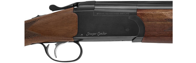 Stoeger Condor Competition Over and Under Shotgun - 3