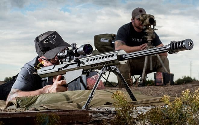 Best Long Range Rifle - Featured Image