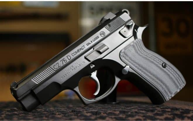 cz 75d pcr review - Featured Image