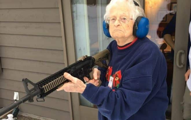 Best Gun for Grandma - Featured Image