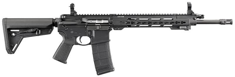 Ruger SR-556 Takedown Semi-Auto Rifle