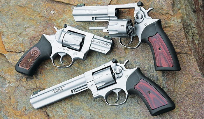 Ruger GP100 Review - 2